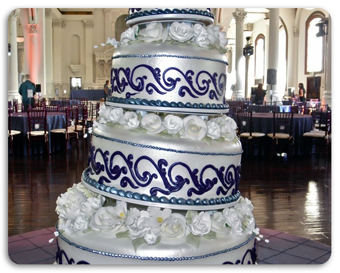 Cake by Louis Holquin