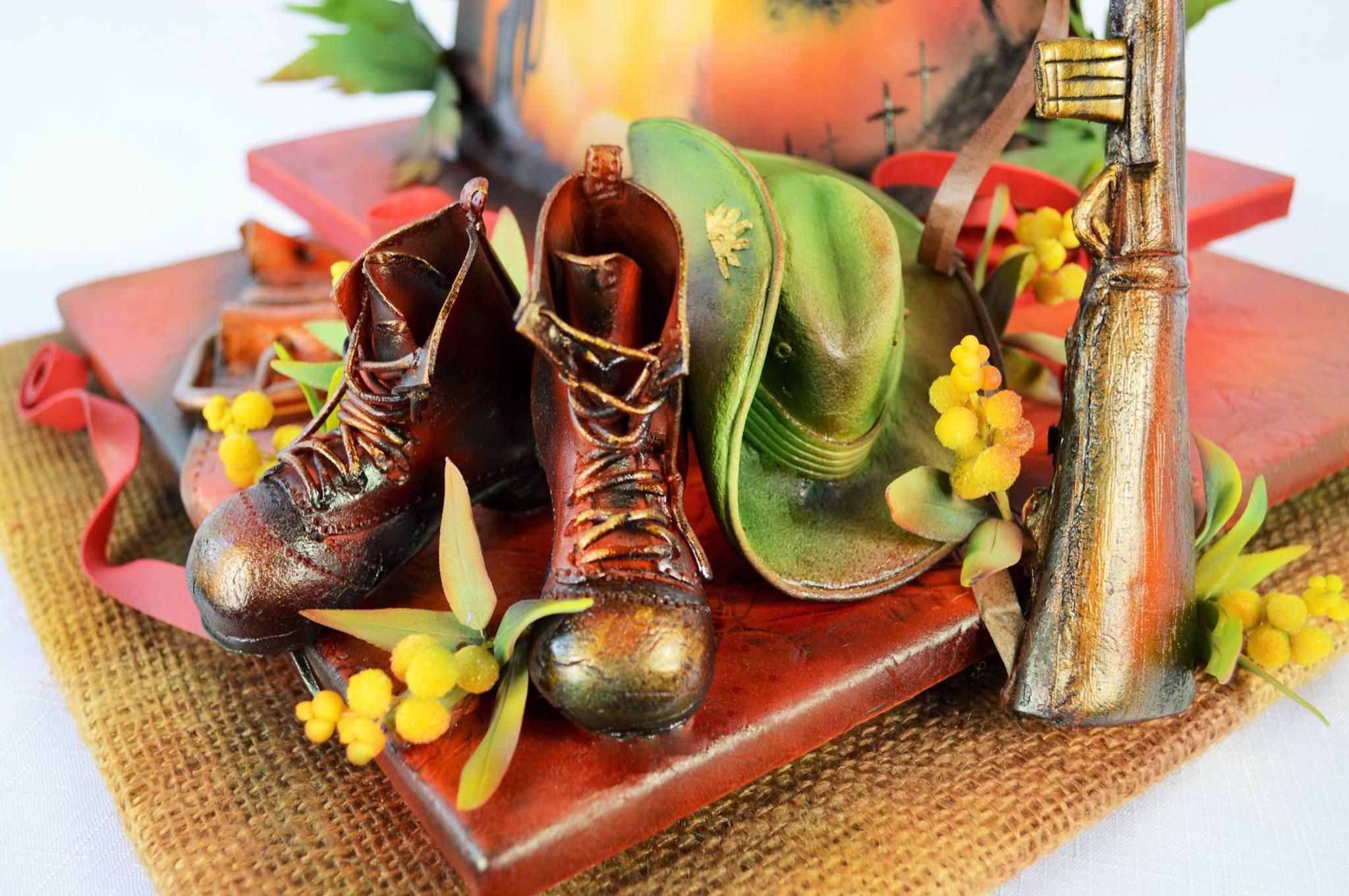 War Boots