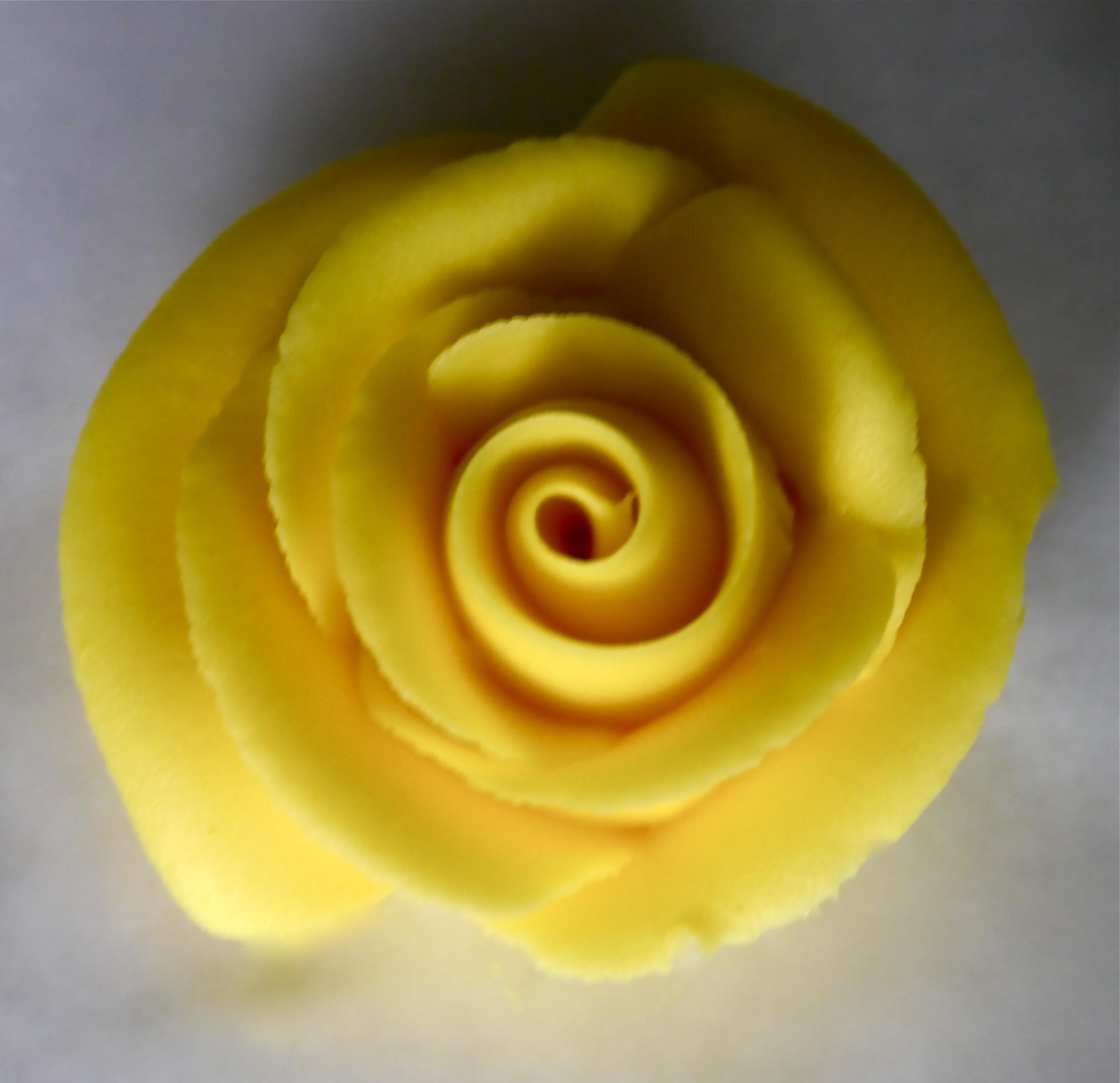 Yellow Gel Paste